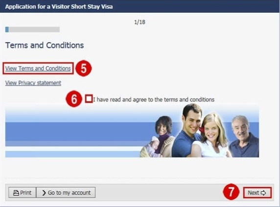 3_How_to_Create_student_visa_Application_in_IMMI_Account